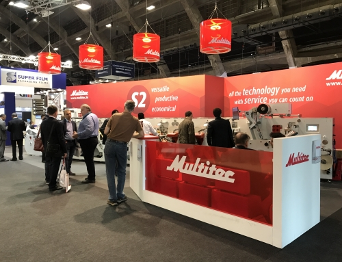 Printweek with Multitec at Labelexpo 2017