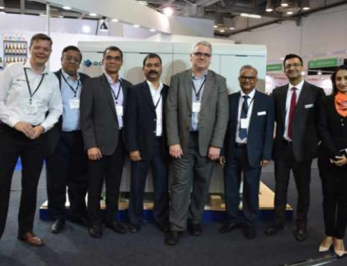 Multitec to offer hybrid press with Domino